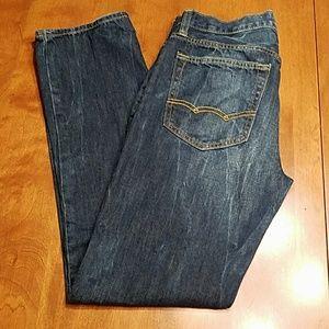 American Eagle men's jeans slim straight